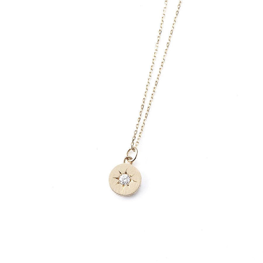 In the sun necklace 詳細画像 White 1