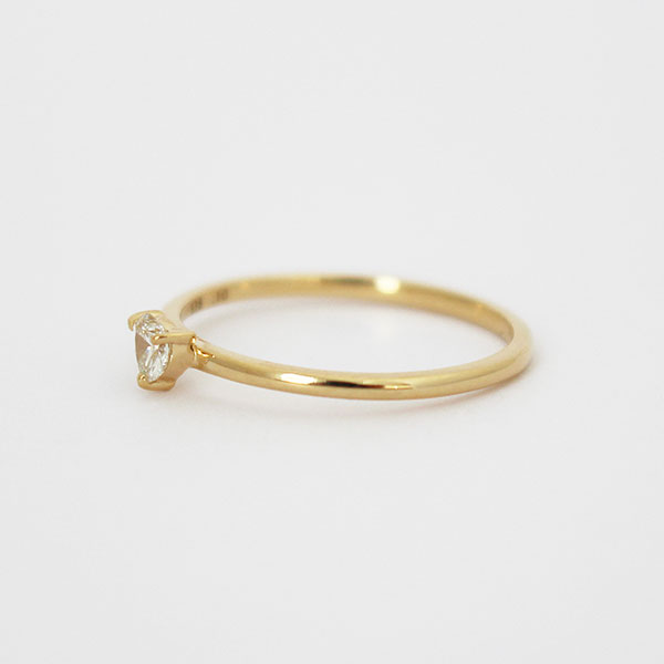 "Shape of you ring""Heart"" 詳細画像"