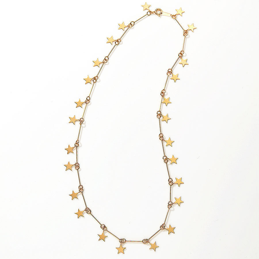 Milky way necklace 詳細画像 Gold 1