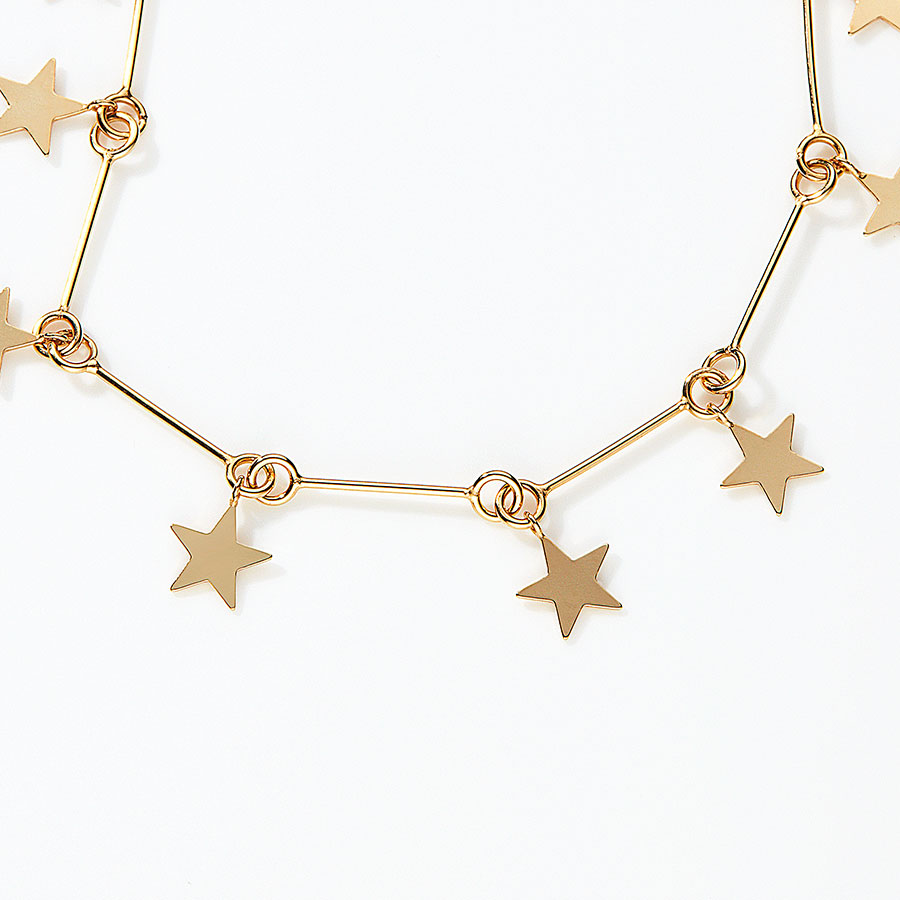 Milky way bracelet 詳細画像 Gold 1