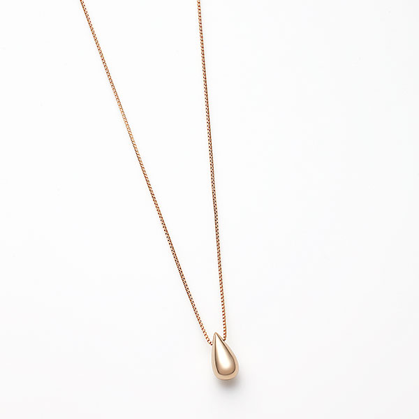 Rain drop necklace(K10)