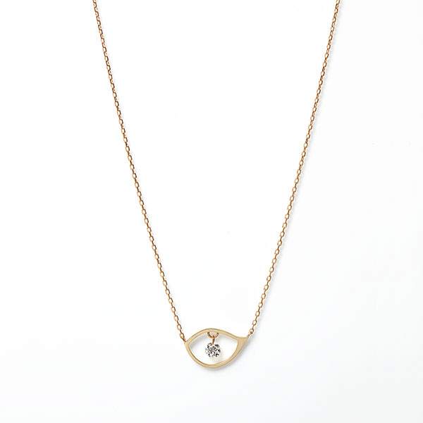 Eyeline necklace