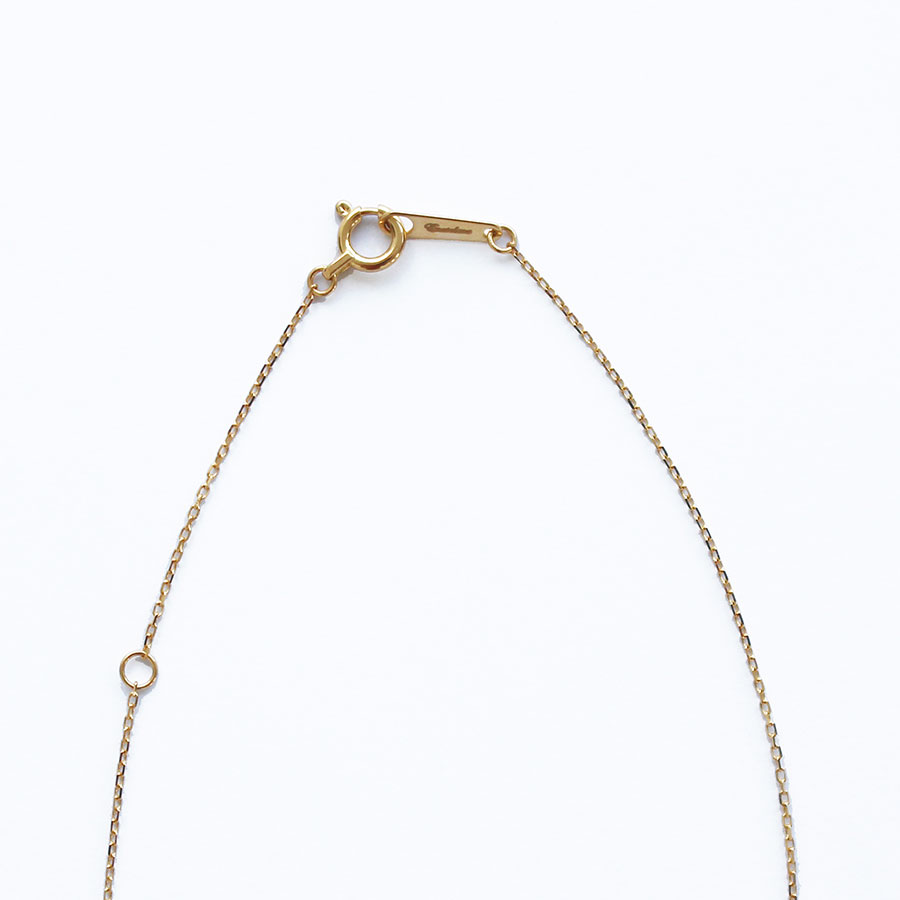 Eyeline necklace 詳細画像 Gold 2