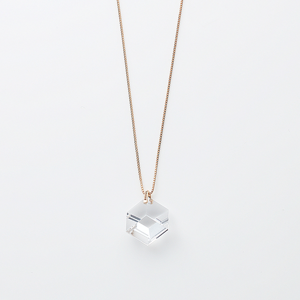 Too sweet necklace(quartz)