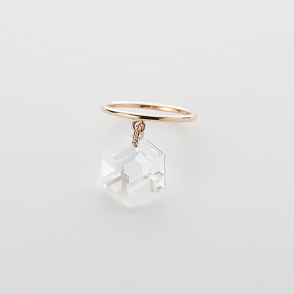 Too sweet ring(quartz)