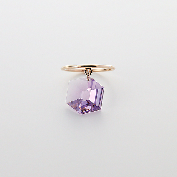 Too sweet ring(amethyst)