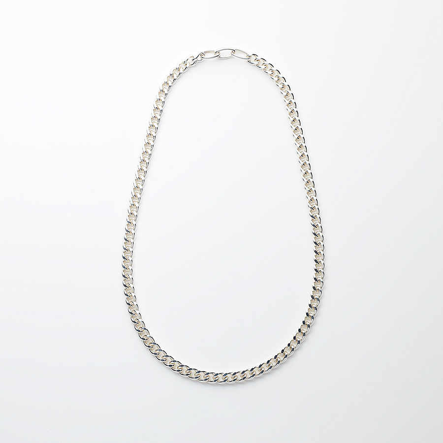 Long silver necklace 詳細画像 Silver 1