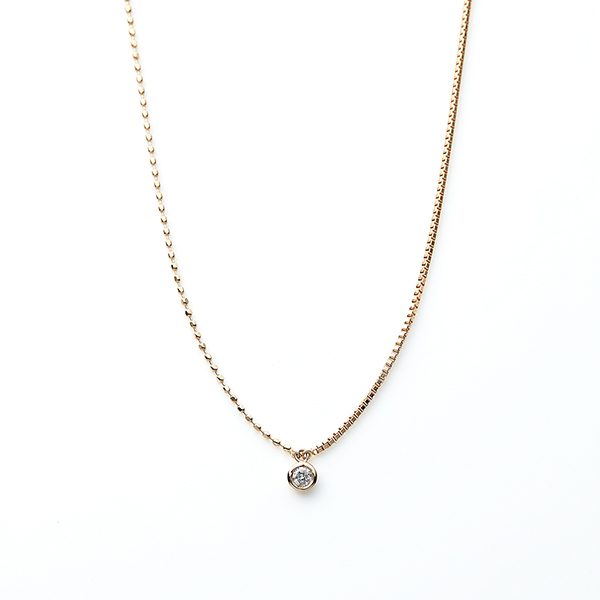 One love necklace
