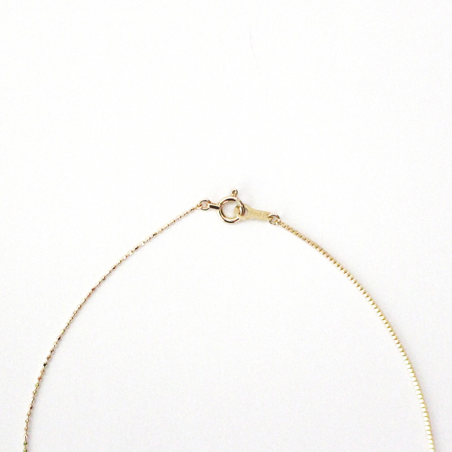 One love necklace 詳細画像 Gold 1