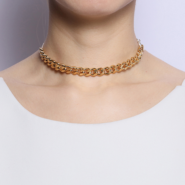 Enasoluna×STAIR  Connected choker 詳細画像 Gold 1