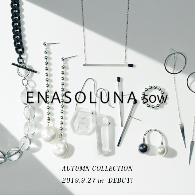 ENASOLUNA sow/Autumn collection